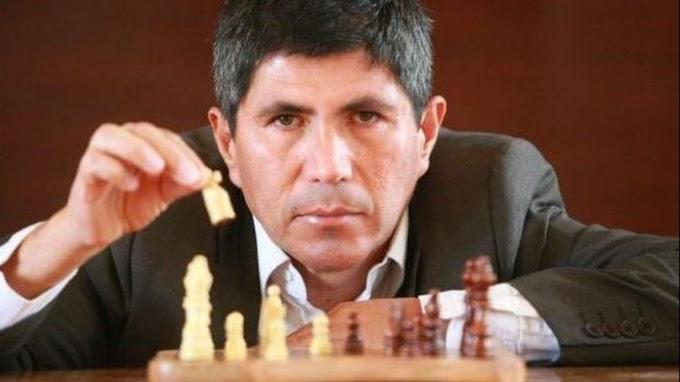 Julio Granda se convirtió en campeón mundial de ajedrez en Italia| FOTO
