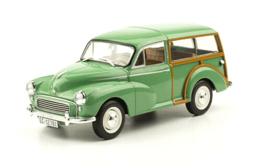 Morris Minor 1000 Traveller 1958 coches inolvidables salvat