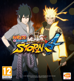 Naruto Shippuden Ultimate Ninja Storm 4 PC Download Full Game Free