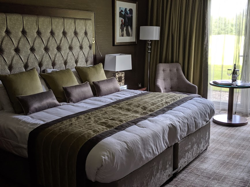 13 Reasons Why Ramside Spa is the Best North East Spa - Deluxe room
