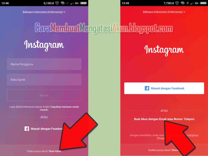 cara membuat toko online di instagram