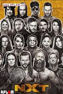 عرض WWE NXT 20.01.2021 مترجم
