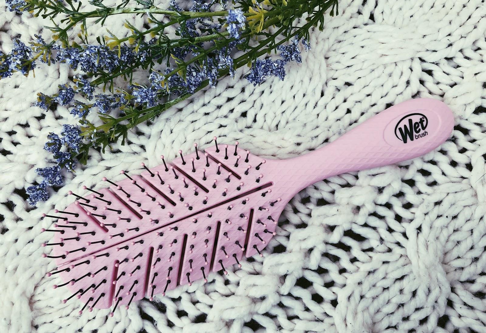 Biologische afbreekbare haarborstel van Wetbrush