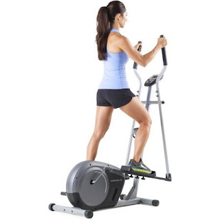 Weslo Momentum G 3.4 Compact Elliptical Trainer, image, review features & specifications