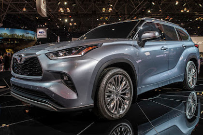 2020 Toyota Highlander Review, Specs, Price