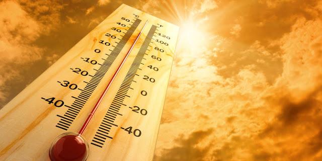 Cuaca Panas Fenomena El Nino Sehingga Mac