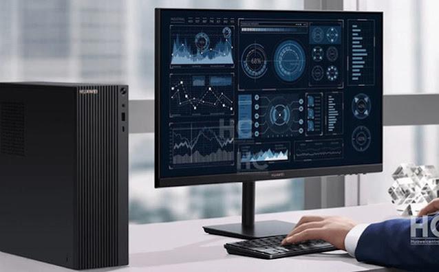 هواوي تكشف عن الكمبيوتر المكتبي MateStation B515