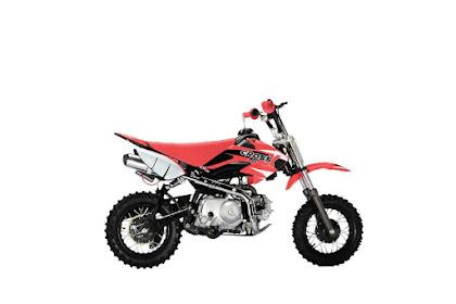 Spesifikasi Viar Cross X 70 Mini Trail