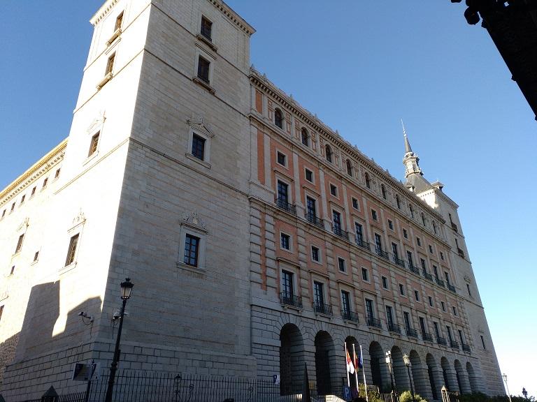 Alcázar de Toledo, una visita imprescindible
