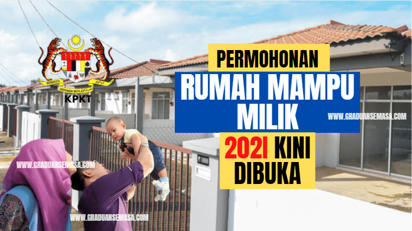 PEMOHONAN RUMAH MAMPU MILIK 2021
