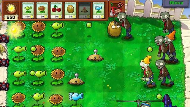 Plants Vs Zombies Full Version Gratis Untuk PC