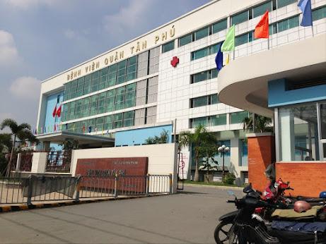 Phòng khám đa khoa bênh viện quận Tân Phú