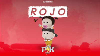PINKY - ROJO (VERSION CUMBIA)