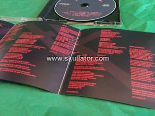 Roxx Hitam versi CD