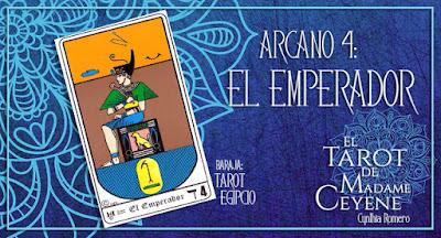 Arcano 4: El Emperador