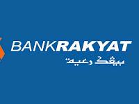 Jawatan Kosong Terkini Bank Kerjasama Bank Rakyat Berhad | Tarikh Tutup: 01 Disember 2019