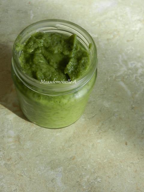 || Recette de petit pot pour bébé : Purée de brocoli