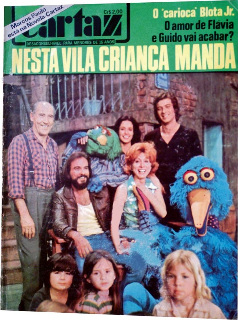 1972 - Vila Sésamo - Juca