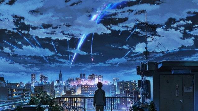 Asalan Menjadi Suka Anime nomer 3: Dunia yang Indah