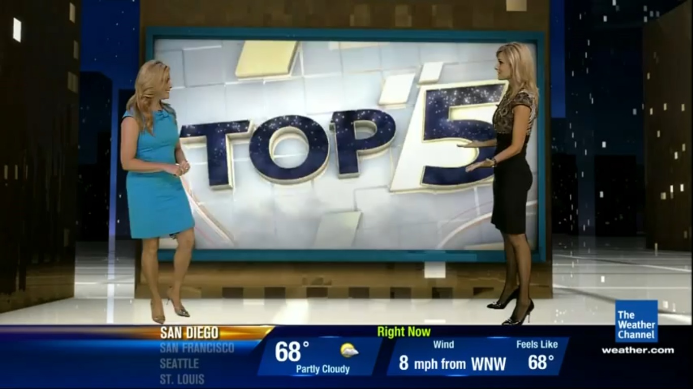 your weather channel blogspot   kelly cass and crystal