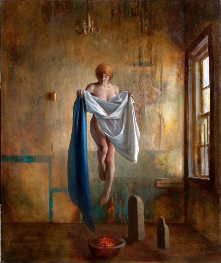 Ricardo Fernandez Ortega. Современный художник-сюрреалист 31