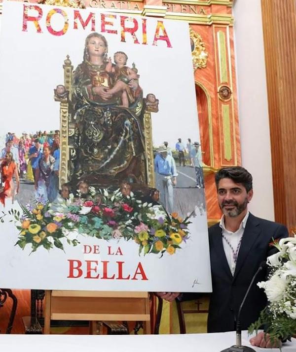 La Hermandad de la Bella da a conocer el itinerario de la procesión del 15 de agosto en Lepe