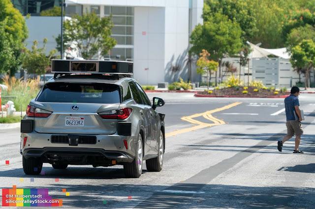Apple's Self Driving Car Testing
