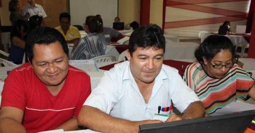 Inician formación virtual en gestión escolar centrada en el aprendizaje en la región Ucayali