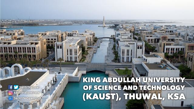 Beasiswa S2 & S3 King Abdullah University of Science and Technology (KAUST), Arab Saudi