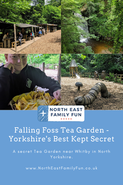 Falling Foss Tea Garden - North Yorkshire's Best Kept Secret
