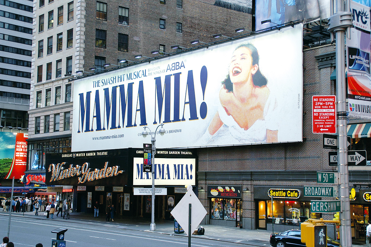Broadway Tours In Md