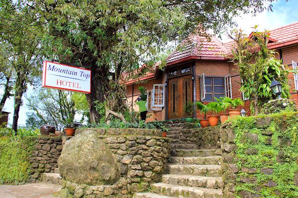 Mountain Top Hotel - Kyaiktiyo - Myanmar
