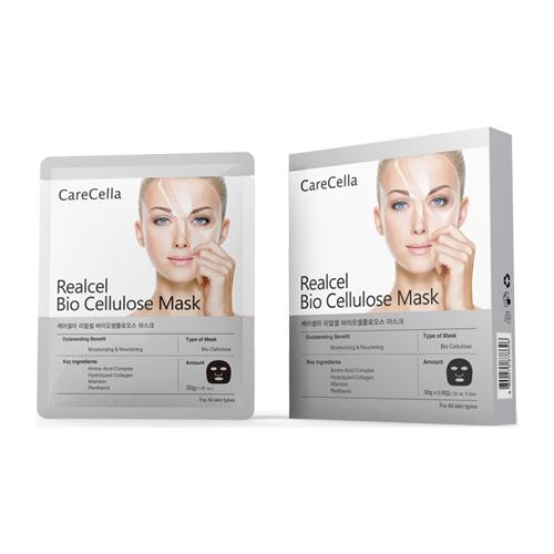Mặt nạ dưỡng da CareCella Realcel Bio Cellulose Mask
