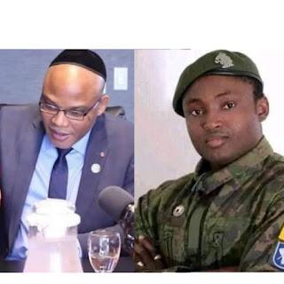 Nnamdi Kanu Fires Radio Biafra Broadcaster, simon Ekpa