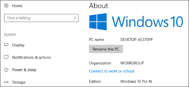 """What Is an """"N"""" or """"KN"""" Edition of Windows?"""