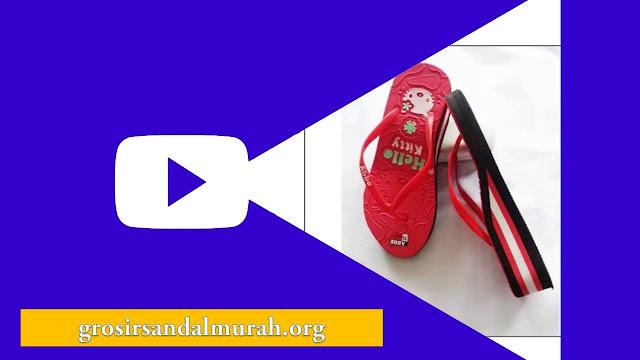 grosirsandalmurah.org - Wedges - Sandal HK Tebal Wanita
