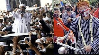 Ada Ketidakadilan Hukum Antara HRS-Anies dengan Gibran Anak Presiden Jokowi