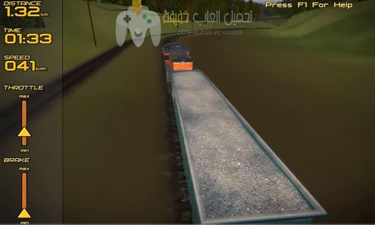 تحميل لعبة قيادة القطارات للكمبيوتر برابط مباشر