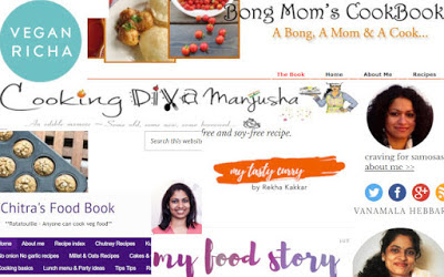 best food bloggers in India