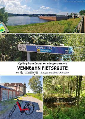 Vennbahn Fietsroute cycling in Belgium Pinterest