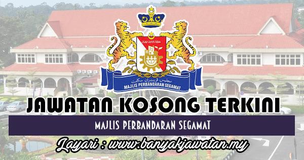 Jawatan Kosong 2018 di Majlis Perbandaran Segamat