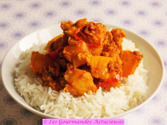 Comment faire un Curry Vegan ?