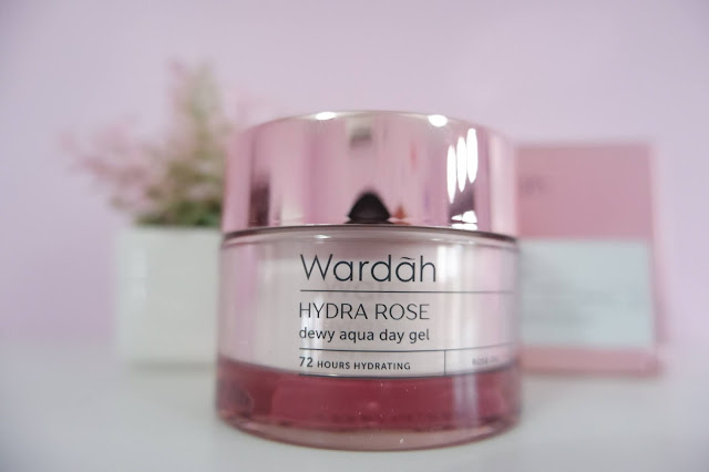 Review Wardah Hydra Rose Day Cream