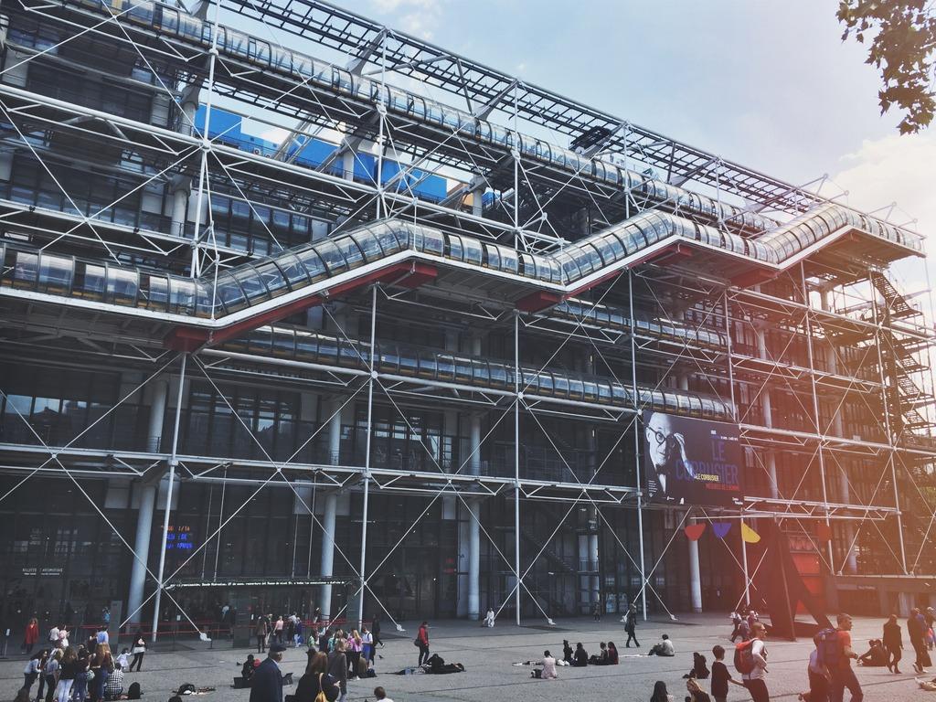 Pompidou Paris