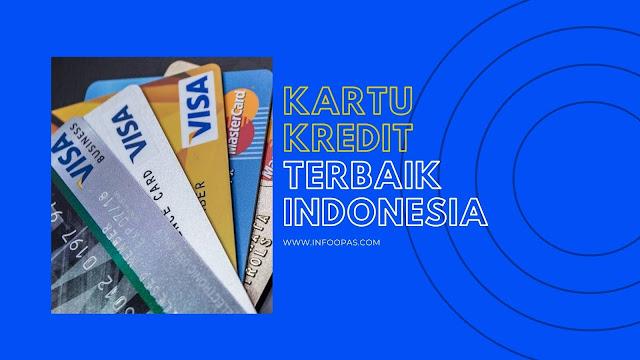 Kartu kredit terbaik di indonesia