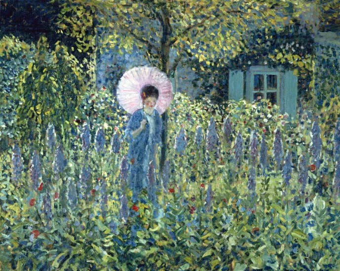 Category:Paintings of women by Frederick Carl Frieseke