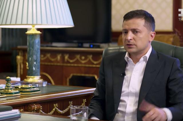 """Президент Володимир Зеленський анонсував перші """"посадки"""""""