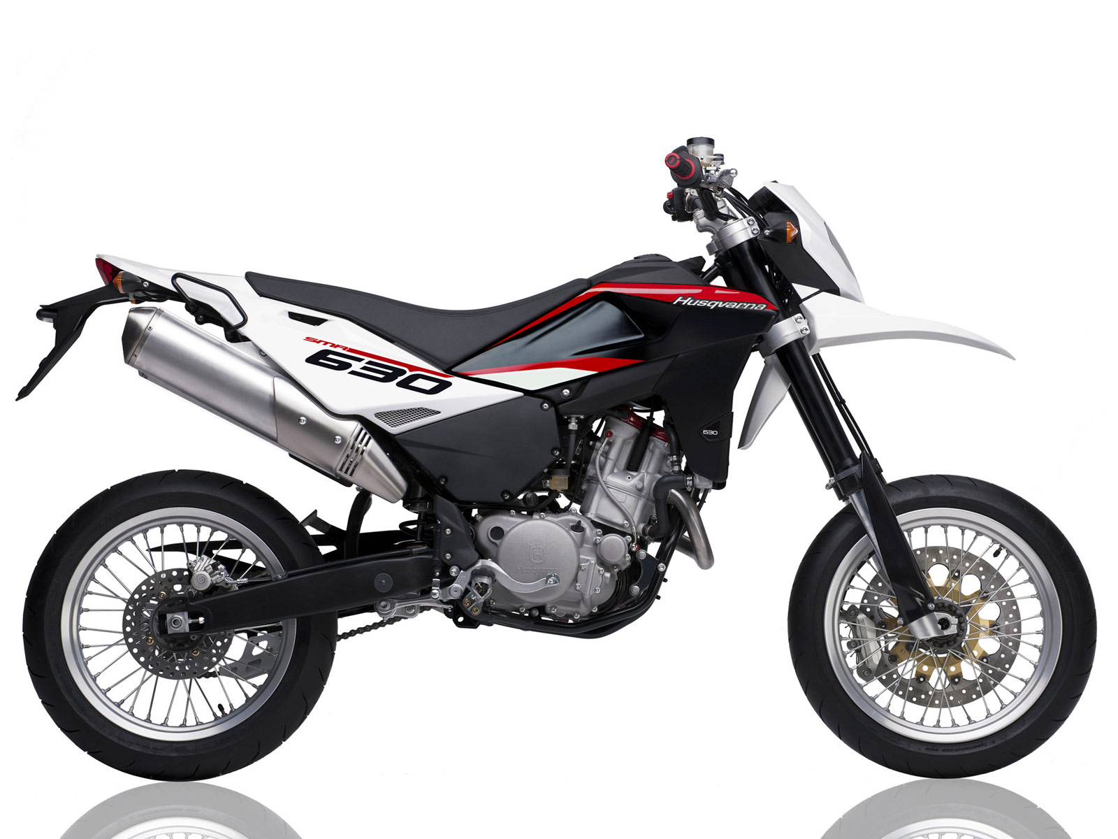 2012 Husqvarna SMR630 motorcycle photos, specifications