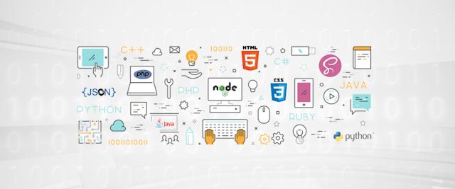 اللغات المستخدمة لتطوير الويب