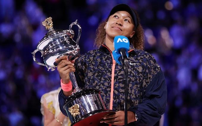 Naomi Osaka beats Jennifer Brady in women's final to win Australian Open